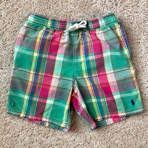 Polo swim trunks, size 6